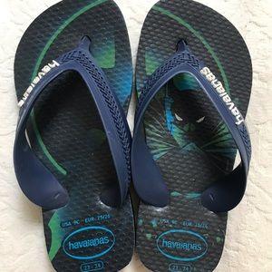 Toddler Batman Havaianas Sandals